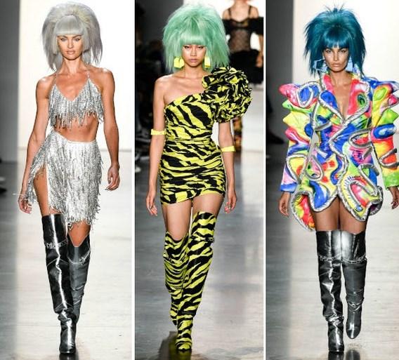 Tien hoogtepunten van de modeweek in New York