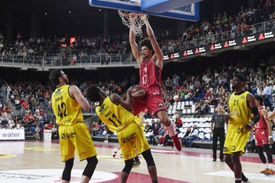 EUROMILLIONS BASKETBALL LEAGUE: dit zijn alle teams en spelers