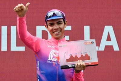 """En daar is de volgende Colombiaan al: wie is Sergio Higuita? """"De snelste sprinter onder de klimmers"""""""