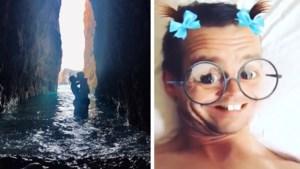 Gluren bij BV's: An Lemmens zit op haar paard, Laura Tesoro nog steeds heel erg verliefd