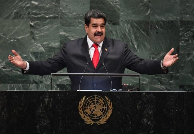 Maduro zegt dat hij niet zal deelnemen aan Algemene Vergadering van VN