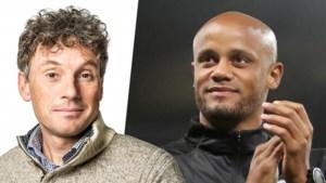 """COLUMN. Peter Vandenbempt: """"Kompany hoort bij de allergrootsten in de Belgische sportgeschiedenis"""""""
