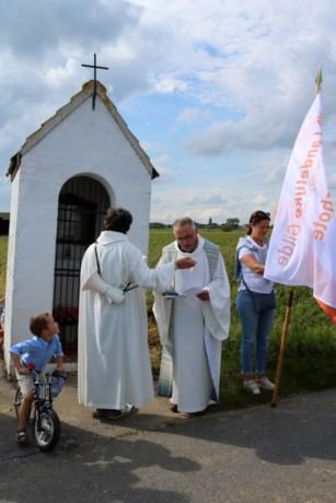 96ste Kapellenommegang in Noordschote op zondag 15 september