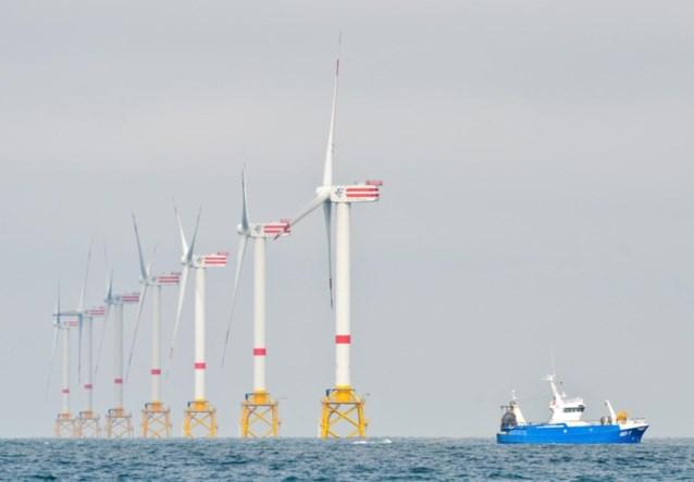 Gemeente Oosterzele investeert in windturbines in haven Zeebrugge