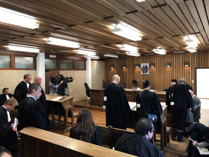 """Beklaagden vragen vrijspraak in zaak rond dodelijk ongeval met torenkraan: """"Volgens deskundige treffen wij geen schuld"""""""