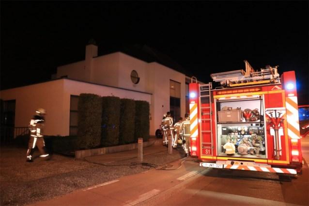 Alsof het noodlot ermee gemoeid: brand in huisnummer dertien... op vrijdag de dertiende