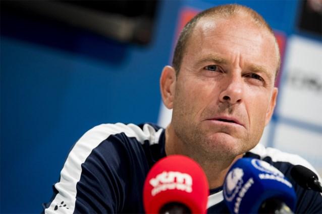 """AA Gent-coach Jess Thorup wil ondanks verloren bekerfinale niet over revanche spreken tegen Malinwa: """"Elke thuismatch winnen"""""""