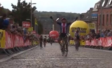 Coryn Rivera win ook slotrit in Lotto Belgium Tour, eindzege voor Mieke Kröger