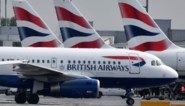 British Airways annuleert op 27 september opnieuw alle vluchten door staking