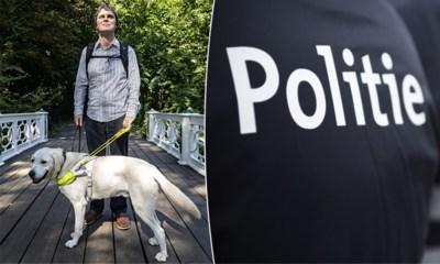 """'Blinde Sherlock Holmes' van de federale politie is met pensioen: """"Ik heb meer gezien dan de rest van de wereld"""""""