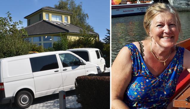 """Vermiste vrouw (67) dood teruggevonden in haartuin: """"Verdacht overlijden"""""""
