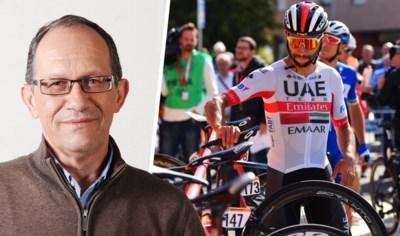 "Onze wielerredacteur Hugo Coorevits voelt mee met Gaviria: ""Arme Fernando"""