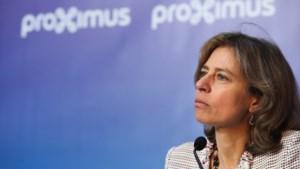 Dominique Leroy stapt dan toch vroeger op als CEO van Proximus