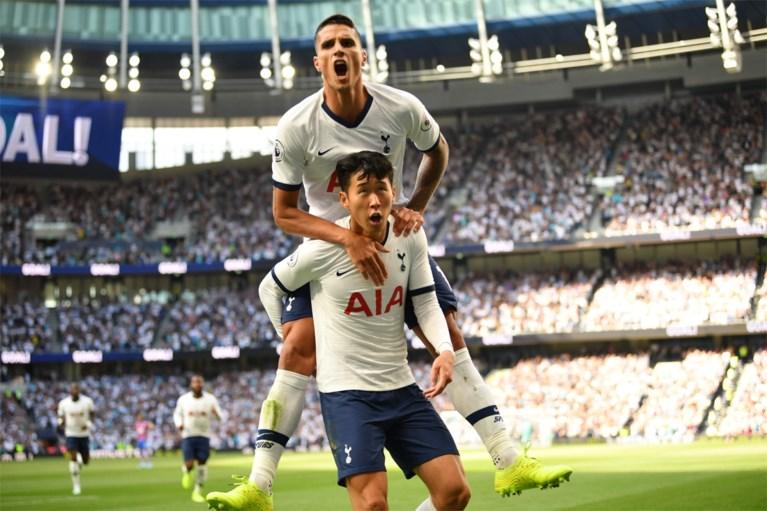 Chelsea-aanvaller Tammy Abraham steelt de show in Engeland met hattrick en owngoal tegen Leander Dendoncker, Tottenham haalt uit in derby
