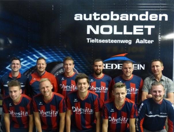 MVC Nollet Banden Aalter stunt in de beker van België !