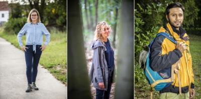 """Wandelen is helemaal hip dankzij millennials: """"Ik heb ontslag genomen om meer te kunnen wandelen"""""""