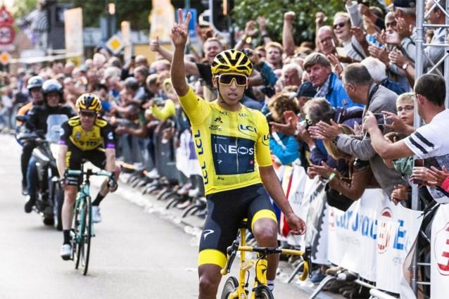 Colombia trekt met kopmannnen Egan Bernal en Nairo Quintana naar Yorkshire