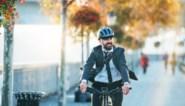 Dubbel zoveel Belgen fietsen naar het werk als 5 jaar geleden