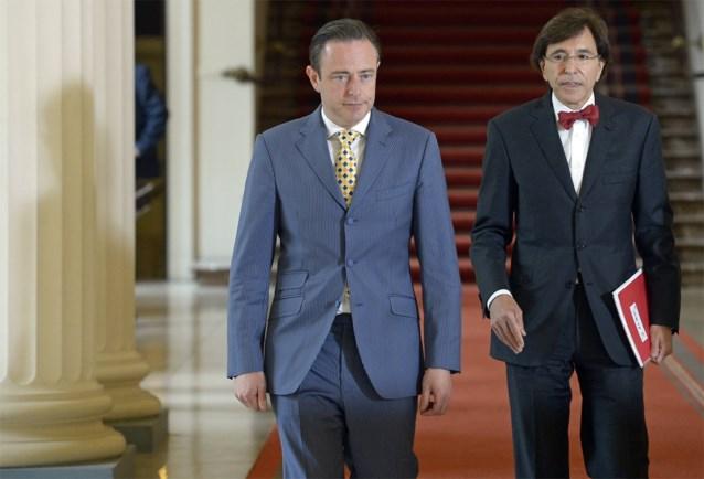 """Elio Di Rupo: """"CD&V en Open VLD moeten beslissen of N-VA meedoet in federale regering"""""""