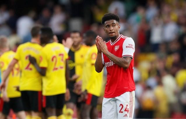 Arsenal pakt een punt bij het Watford van Christian Kabasele