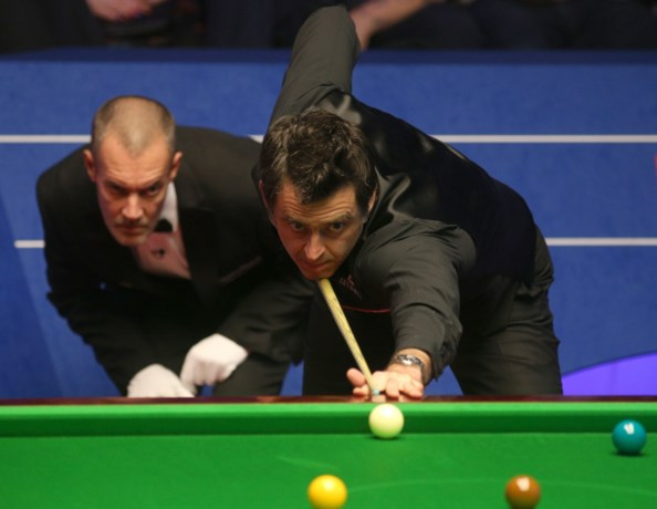 Ronnie O'Sullivan wint Shanghai Masters derde keer op rij