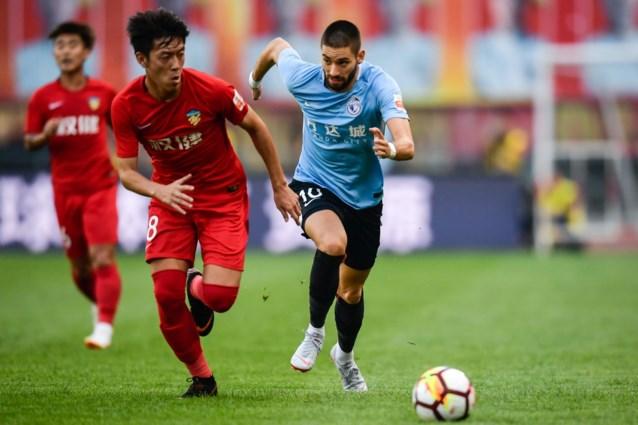 Yannick Carrasco gaat met Dalian Yifang 1-0 onderuit, Vermaelen wint bij Yamaga