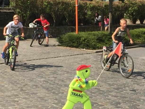 Scholen houden Strapdag aan eind van de Week van Mobiliteit