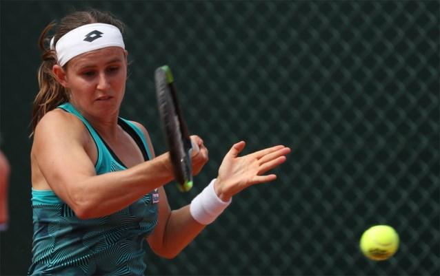 Greet Minnen bereikt hoofdtabel WTA Seoel