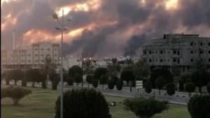 Rebellen vallen met drones Saudische olie-installaties aan, land stopt tijdelijk productie op aangevallen sites
