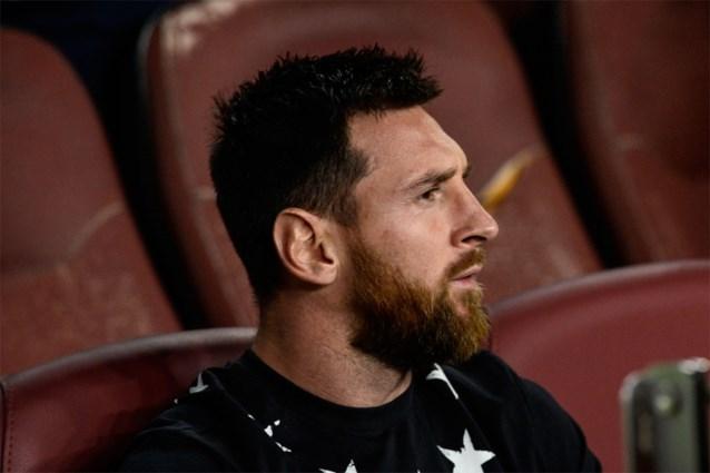 """Verhuist Lionel Messi naar Amerika? """"Nieuwe club David Beckham spreekt met zijn vader over transfer"""""""