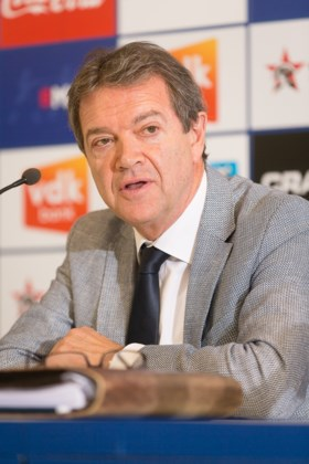 """Michel Louwagie over twijfels rond Thorup en terugkeer Hein Vanhaezebrouck: """"Het was te vroeg"""""""