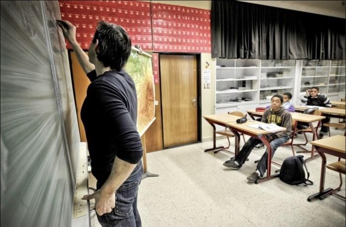 Meester, ze beginnen weer: hoe het kan dat er tot wel 40 procent meer studenten plots leraar willen worden