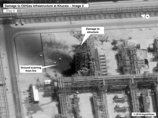 Drone-aanval op hart van Saudische olieproductie: Trump dreigt met vergelding, olieprijs kent grootste prijsstijging ooit