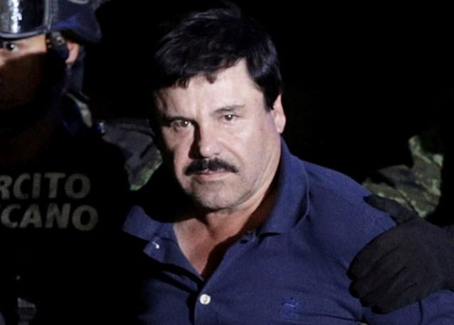 Mexico en VS discussiëren: wie krijgt het immense fortuin van drugsbaron El Chapo?