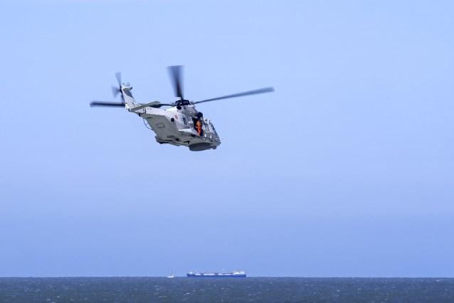 Grootschalige zoekactie naar twee vermiste duikers aan Belgisch-Franse kust