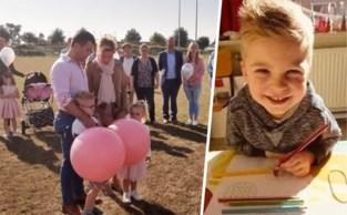 Hun zoontje stierf na een noodlottig ongeval, nu willen de ouders van Loïc (3) zich inzetten voor lotgenoten