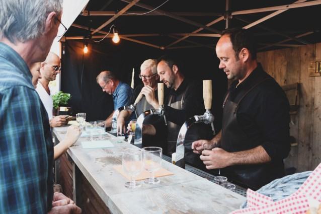 Bierbeek maakt naam als Vlaamse  cultuurgemeente waar tijdens Borre Appetit