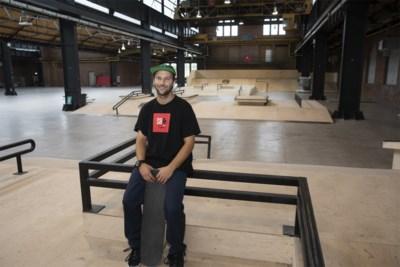 Skateclub krijgt permanent onderdak in Park Spoor Noord
