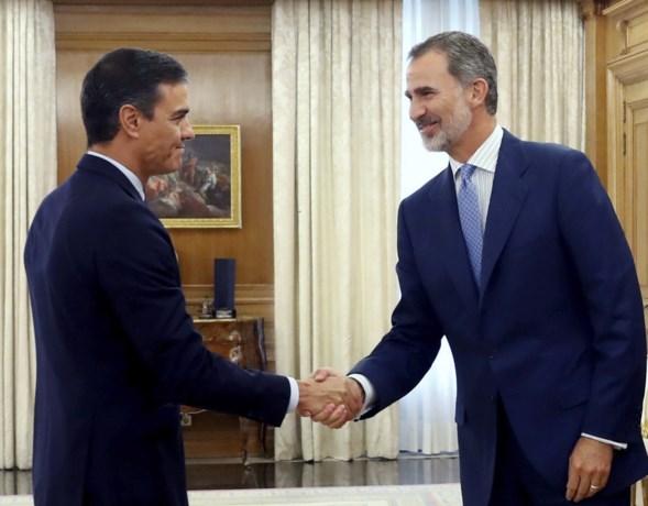 """Spanje stevent af op vierde verkiezing in vier jaar: koning vindt """"geen enkele kandidaat met voldoende steun"""" om regering te vormen"""