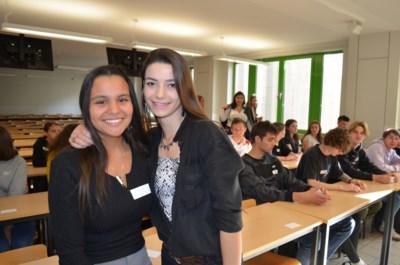 """Hogeschool geeft studenten met moeilijke thuissituatie vertrouwen: """"Gelukkig weet ik nu al waar het toilet is"""""""