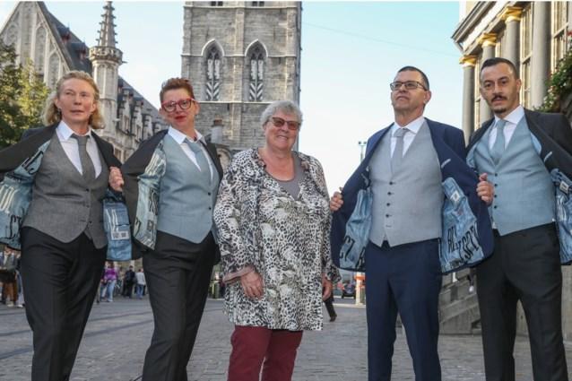 De nieuwe maatpakken in het Gentse stadhuis: stijlvol én duurzaam