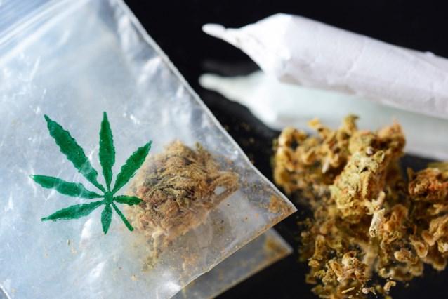 Twee mannen aangehouden wegens handel in verdovende middelen