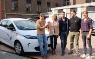 Elektrisch autodelen met Cambio vanuit Destelbergen, Heusden en het Eenbeekeinde