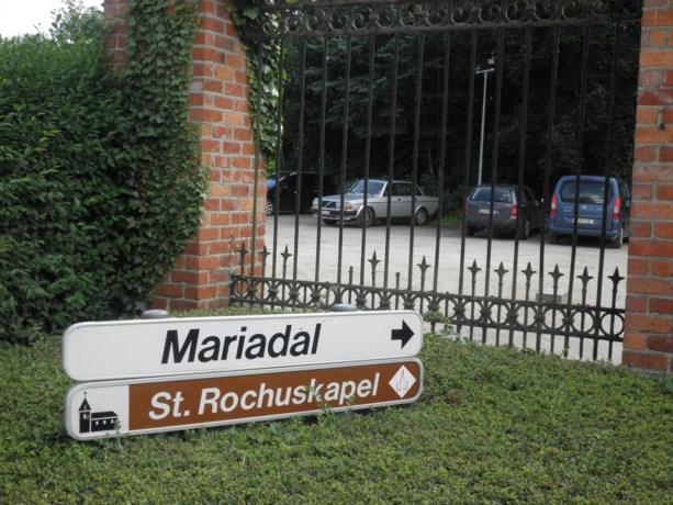 Stiltewandeling start aan klooster Mariadal