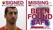 Actie AS Roma kent succes: vermist jongetje in Kenia teruggevonden dankzij campagne bij transfer Mkhytarian