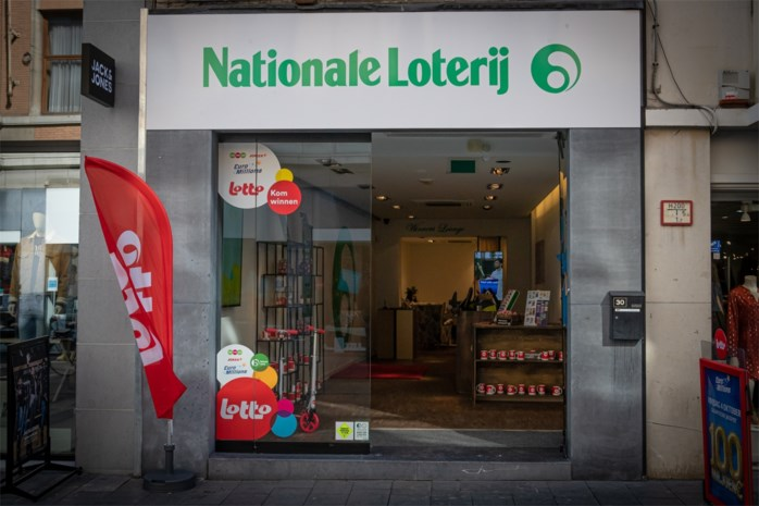 Nationale Loterij gokt op Quartier Bleu in Hasselt