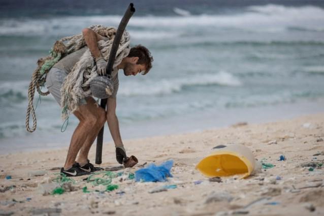Grootste klimaatactie ooit op strand van Oostende