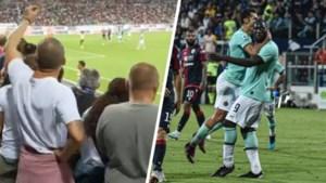 """Apengeluiden naar Lukaku? Cagliari komt in Italië weg zonder straf wegens """"geen discriminatie"""""""
