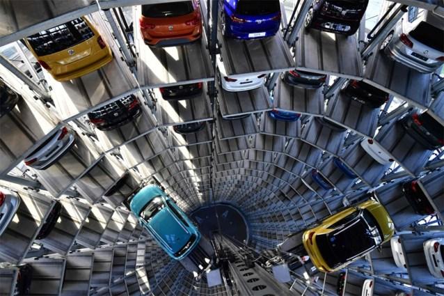 Europese autoverkoop krijgt fikse klappen