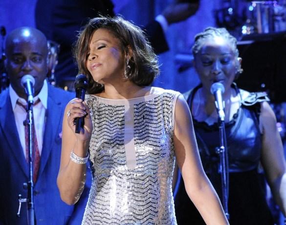 Whitney Houston komt naar België … als hologram